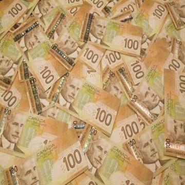 CAD 100 Bill