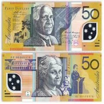 AUD 50 Bills