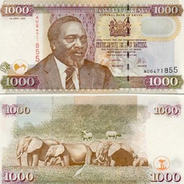KSH 1000 Bills