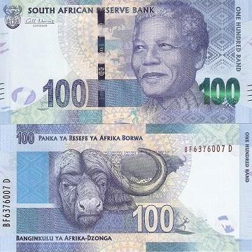 ZAR 100 Bill