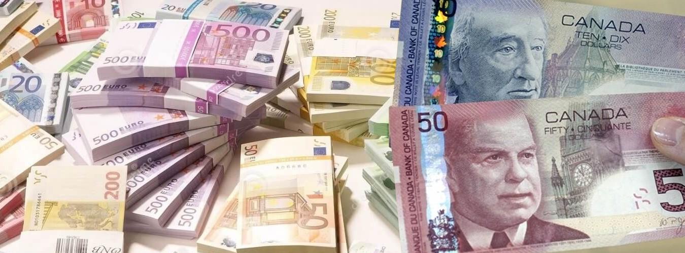 Buy Canada Dollar